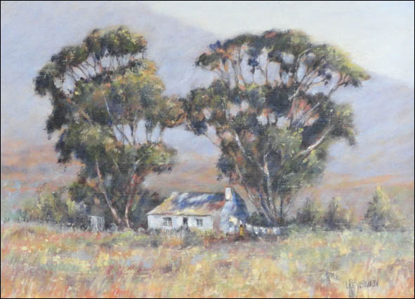 Cottage in the gums